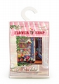 Flower Shop - Sachet con Percha