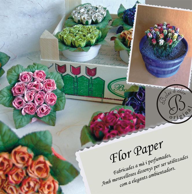Flor de Paper