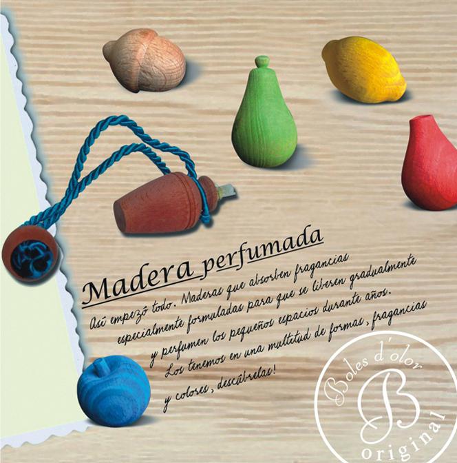 Madera Perfumada