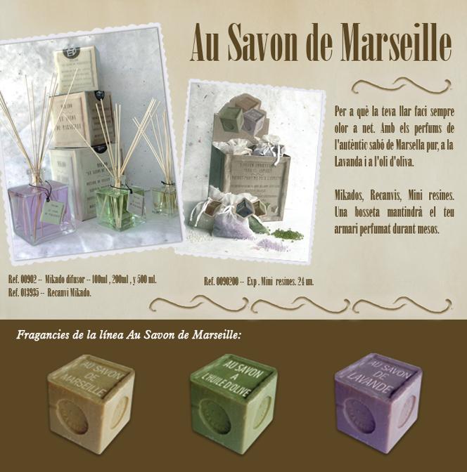 Au Savon de Marseille